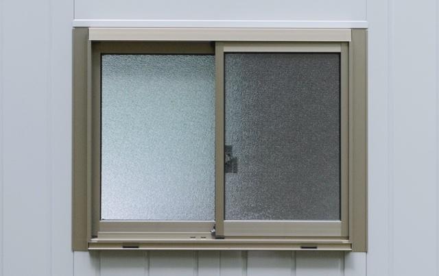 ガラス窓セット(型板ガラス仕様)