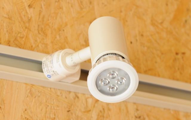ライティングレール用 LEDスポット照明